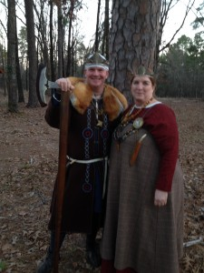 Uther III and Brigit